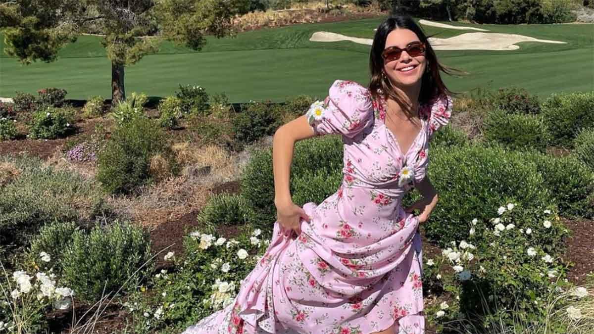 Kendall Jenner usó un vestido muy parecido a una cantante y los fans enloquecieron.