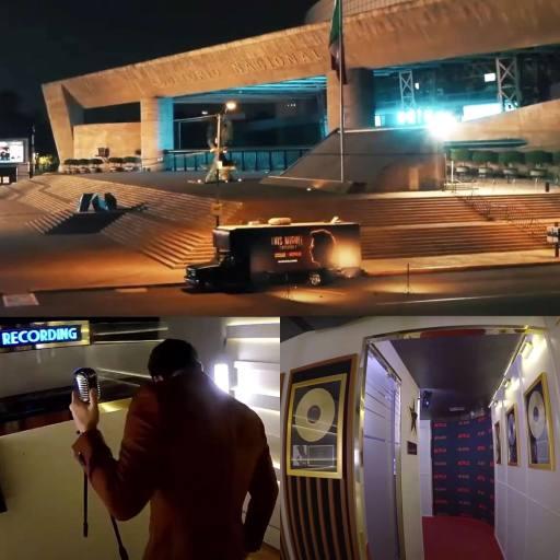 """Premiere on the road de """"Luis Miguel, la serie"""" segunda temporada."""