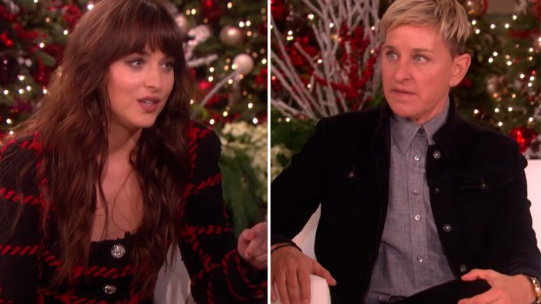 Dakota-Johnson-Ellen-DeGeneres-Show