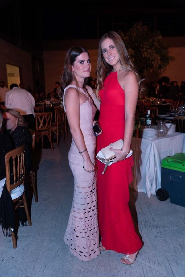Graduación Colegio del Bosque: Susana Hernández y Sofía Ayala