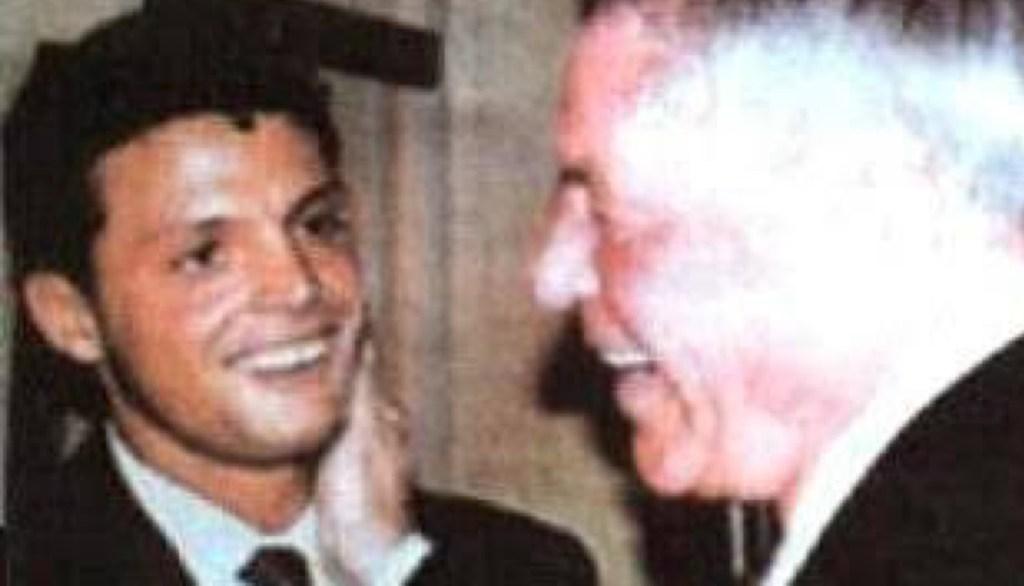 Luis Miguel y Frank Sinatra