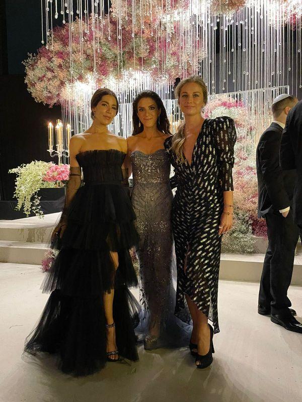 Gabriela Medina, Michelle Sandler y Maricarmen López