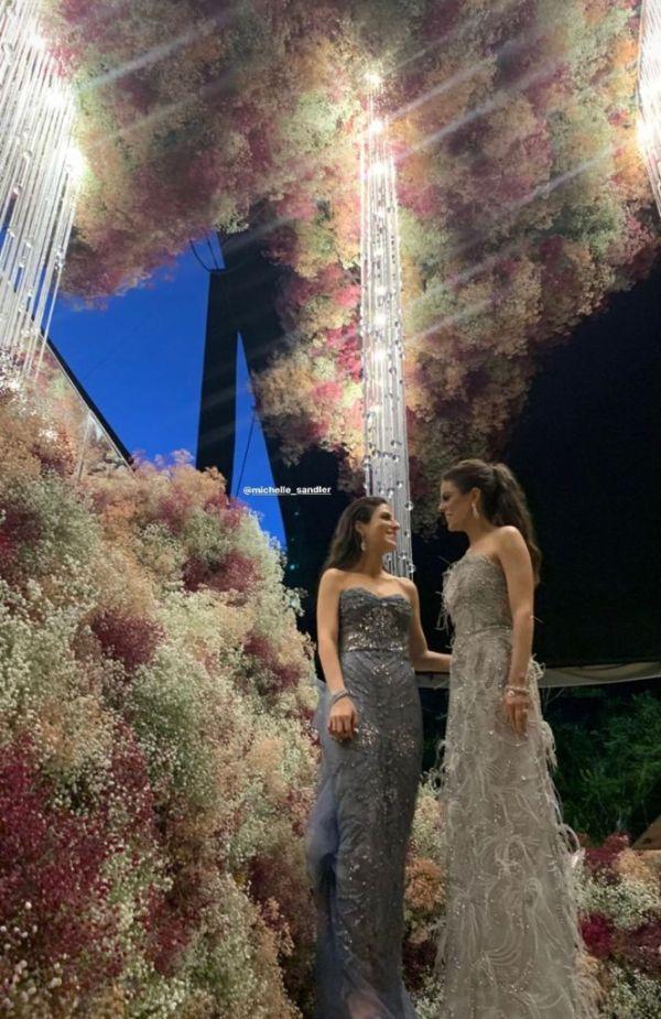 Michelle y Yael Sandler