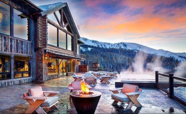 Yellowstone-Resort