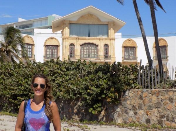 Una de las casas de Luis Miguel en Acapulco