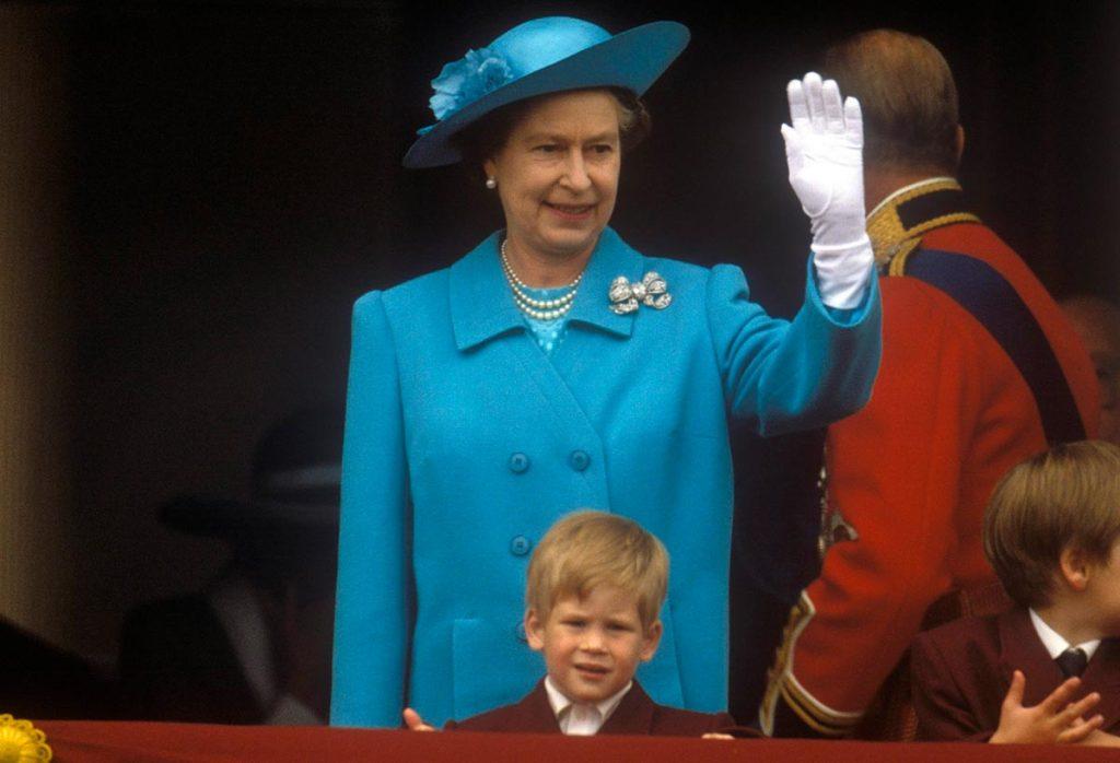 Reina-Isabel-y-Harry-de-niño