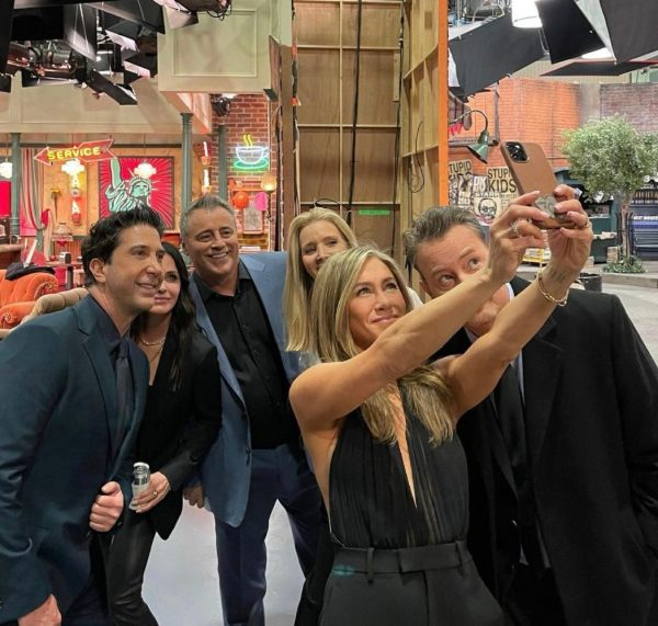 Cast de Friends