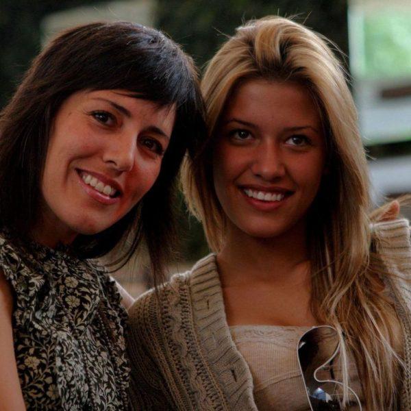 Stephanie Salas y su hija Michelle