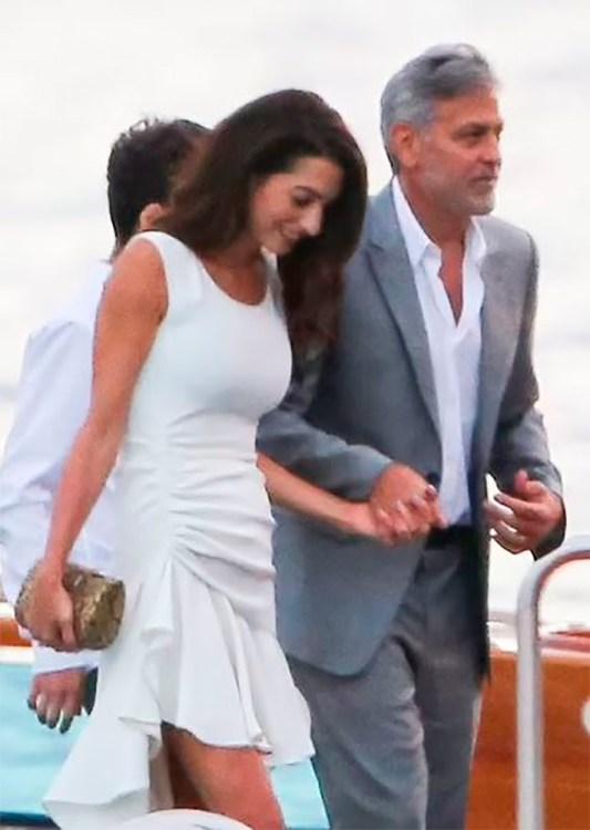 Amal-y-George-Clooney-embarazo