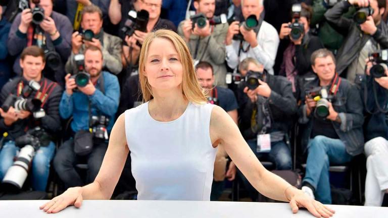 Jodie-Foster-Cannes
