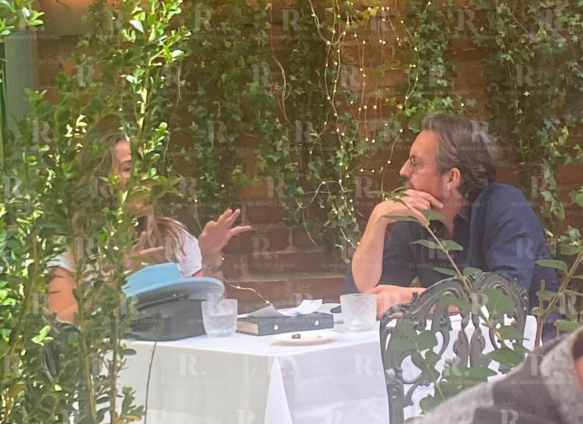 Alejandro Asensi en restaurante en Madrid
