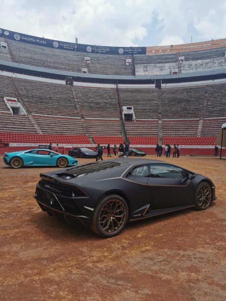 Lamborghini lanza cuatro Huracán ediciones nuevas del Huracán EVO