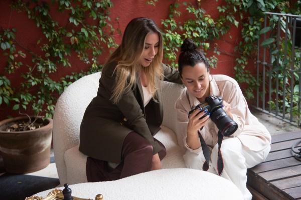 Shooting editorial de Solferino Home