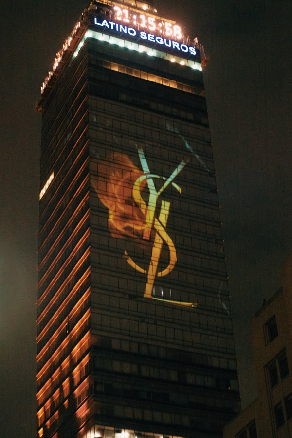 YSL Beauty Torre Latinoamericana