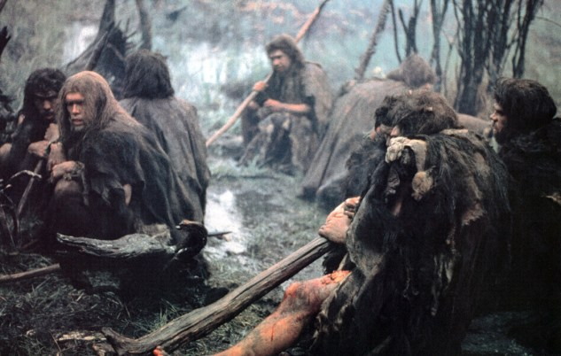 La guerre du feu 1981 real : Jean Jacques Annaud COLLECTION CHRISTOPHEL