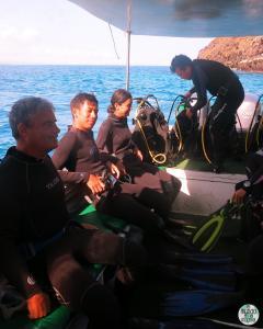 Foto de Equipo de submarinismo