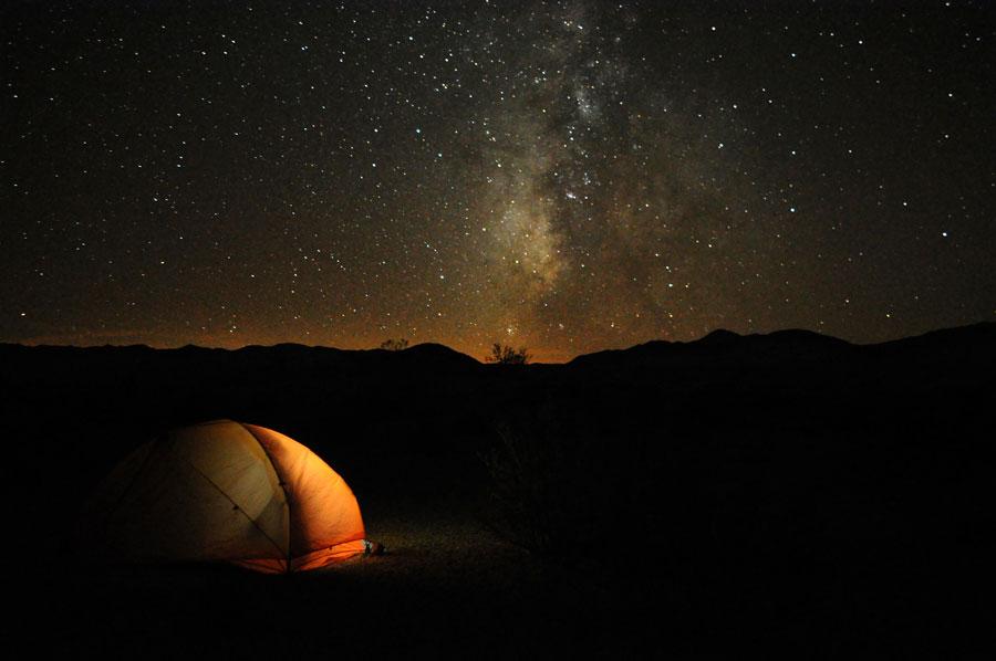 Foto de Paxson Woelber - Acampada libre consejos