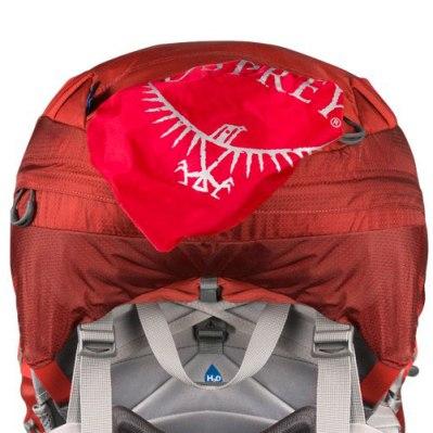 Seta de una mochila de viaje - Cómo elegir mochila de viaje