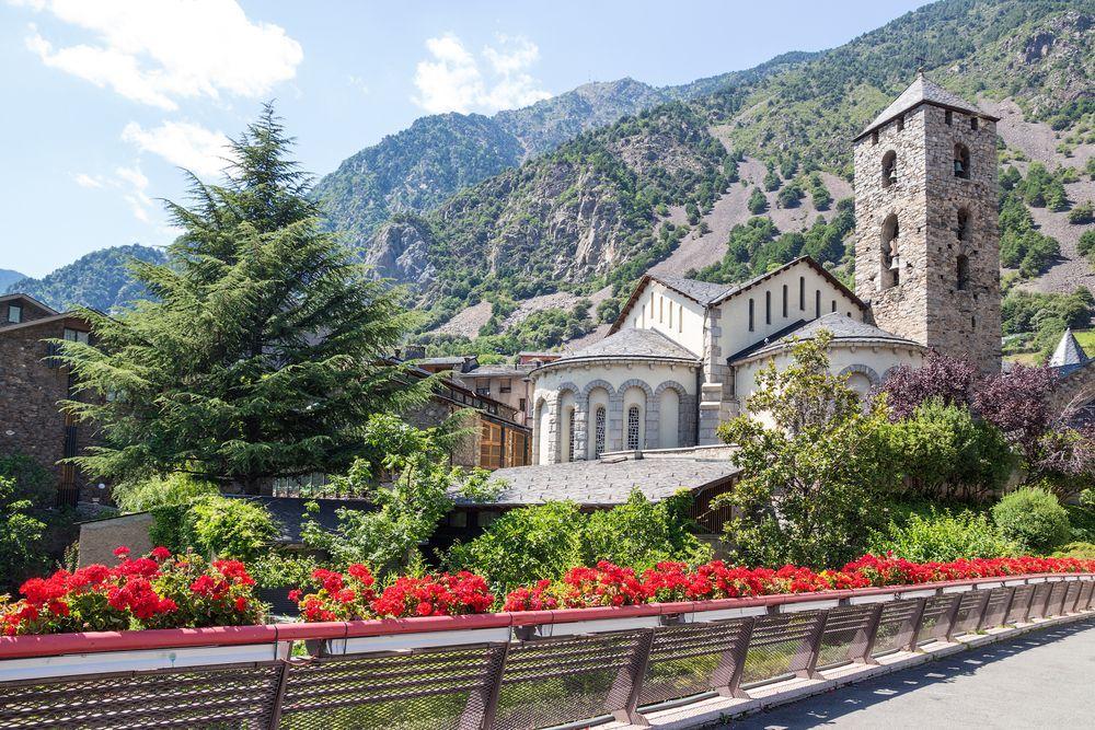 Disfrutar de Andorra en Primavera.