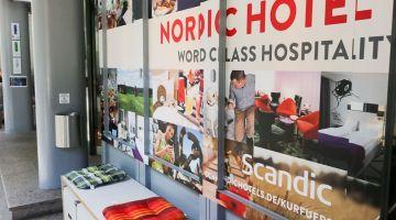 Experiencia en el Hotel Scandic Berlin Kurfürstendamm