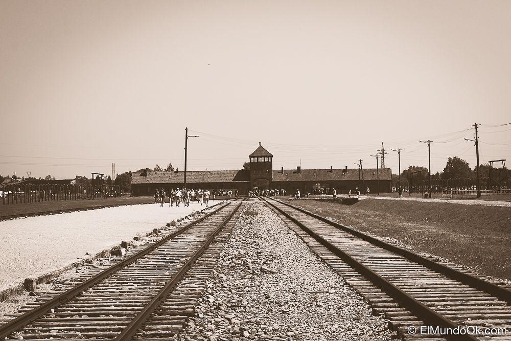 Auschwitz II - Birkenau. Polonia.