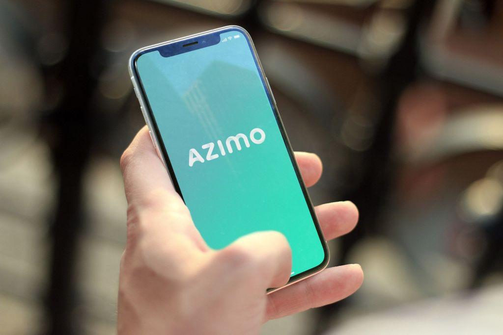 La app de Azimo.