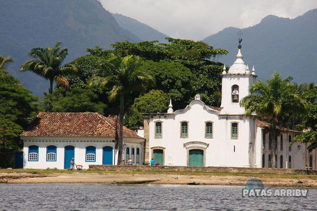 Paraty Brasil Bahía