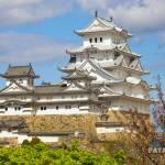 El Castillo de Himeji, la Garza Blanca