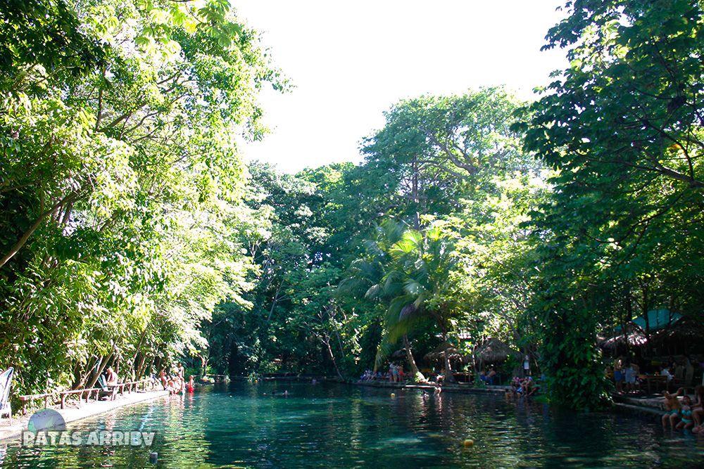 Piscinas Ojo de Agua Ometepe Nicaragua