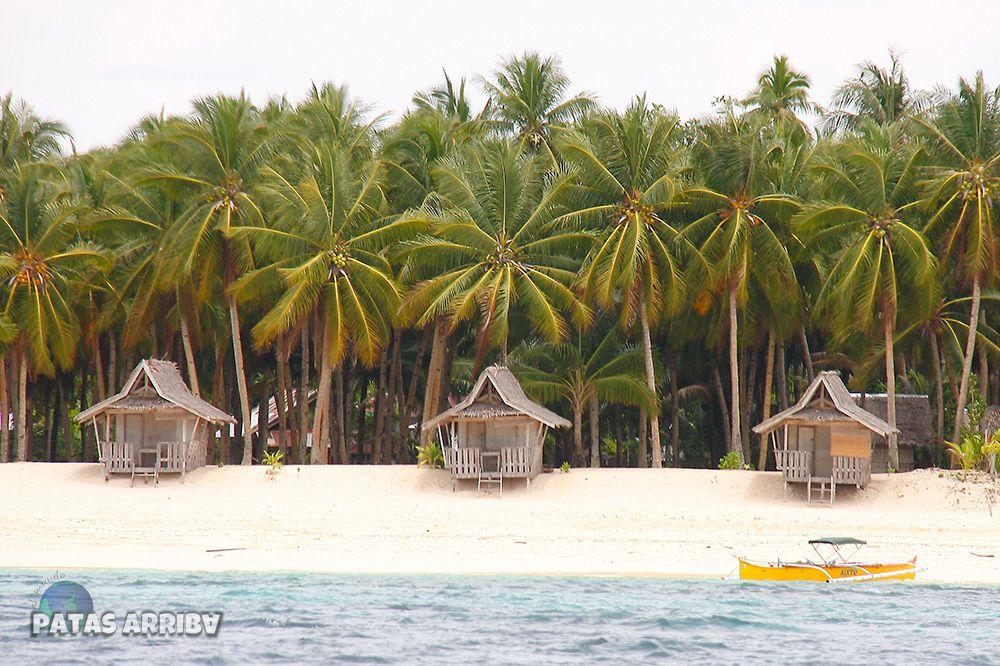 El Island Hopping de Siargao en Filipinas