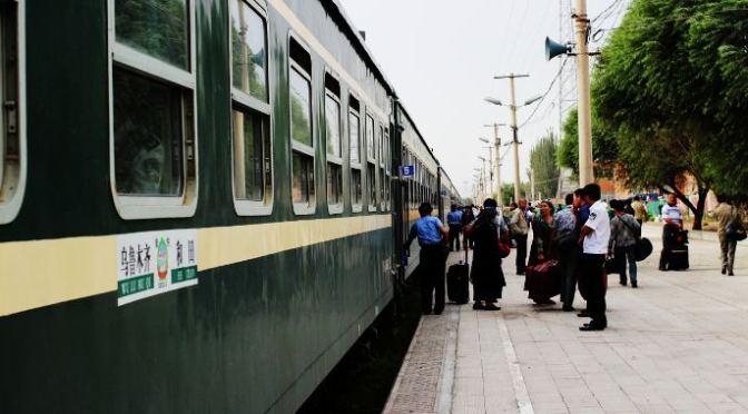 Guía para viajar en tren por China