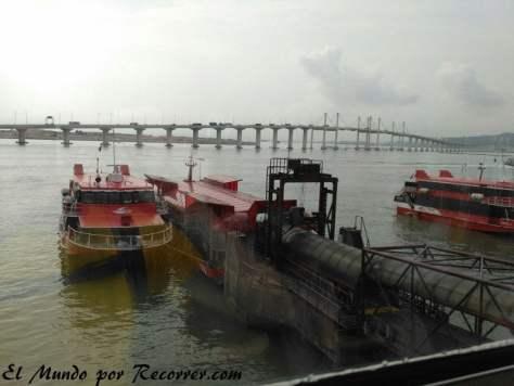 Puerto de Macao
