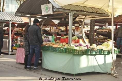 Plaza del mercado. Abierto de lunes a sábado