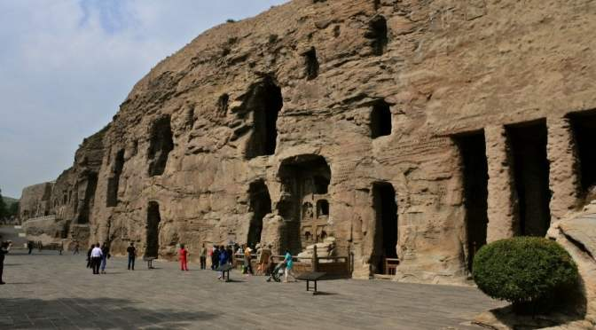 Las impresionantes Cuevas de Yungang en Datong