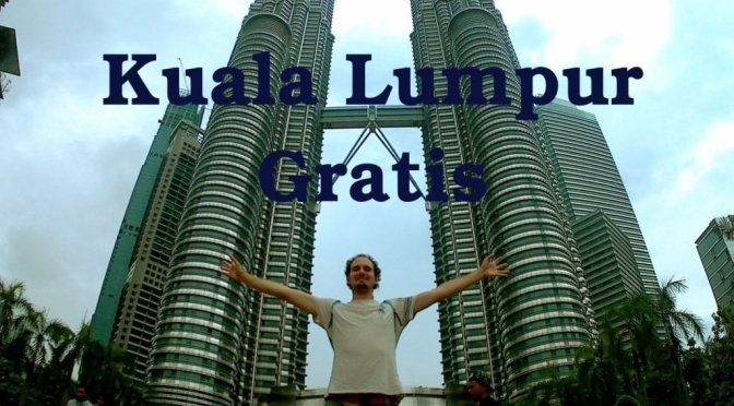 12 cosas Gratis en Kuala Lumpur