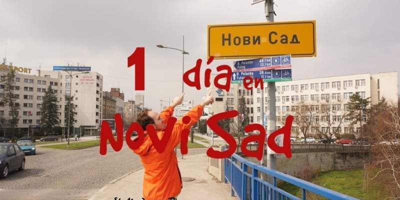 Una Excursión por Novi Sad en Serbia