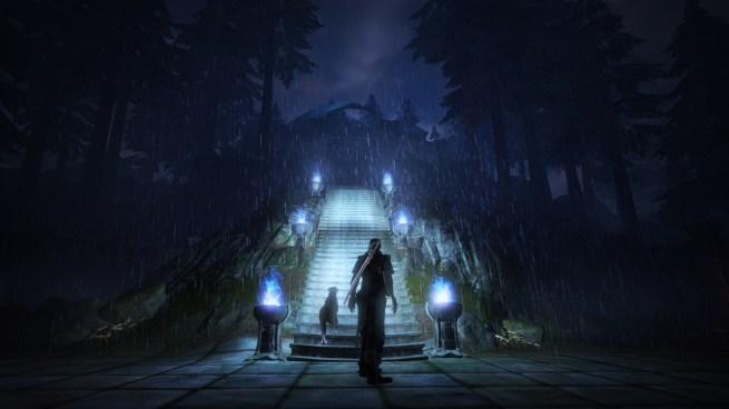Knothole Island DLC - Storm Temple