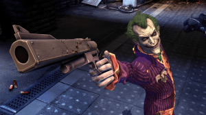 Batman: Arkham Asylum [PS3] - The Joker