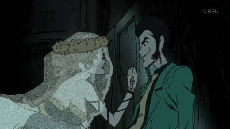 Lupin The Third: The Woman Named Fujiko Mine