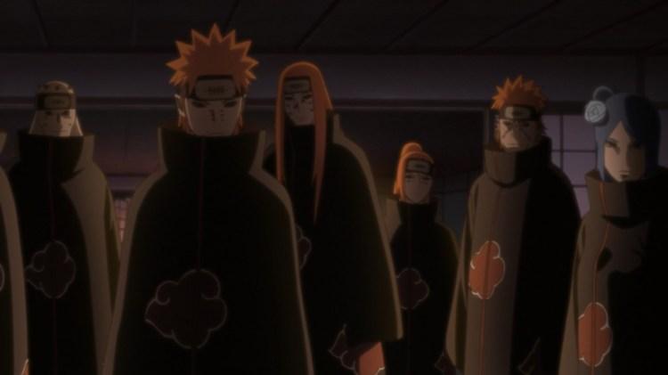 """""""Naruto Shippuden: Ultimate Ninja Storm Revolution"""" - Akatsuki - Screenshot 4"""