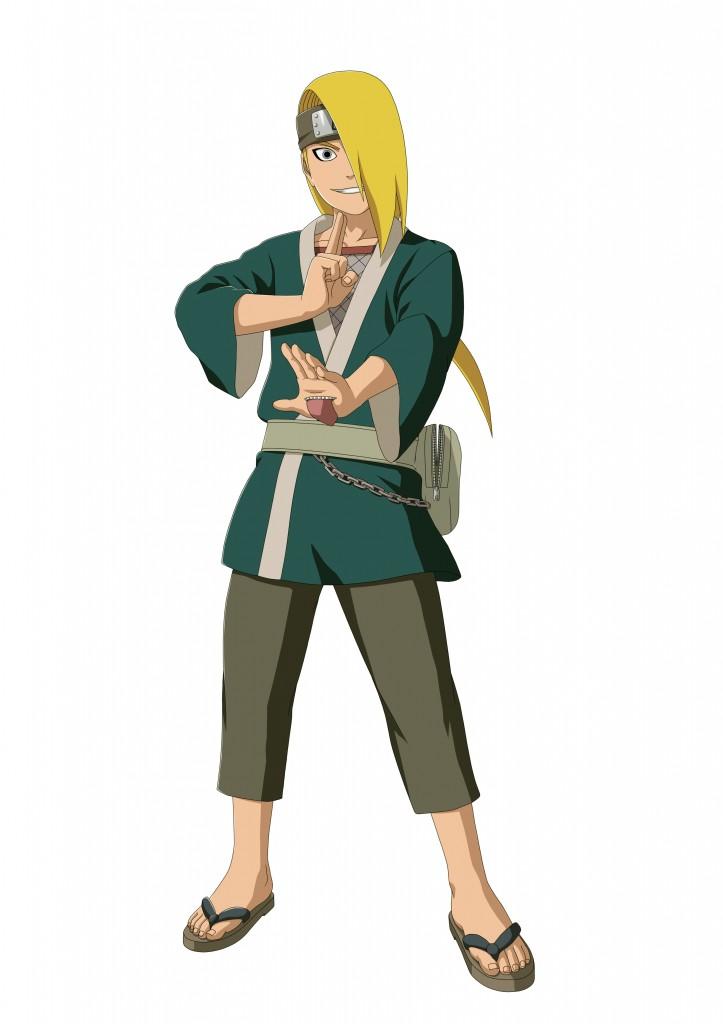 Naruto Shippuden: Ultimate Ninja Storm Revolution - Akatsuki - Deidara