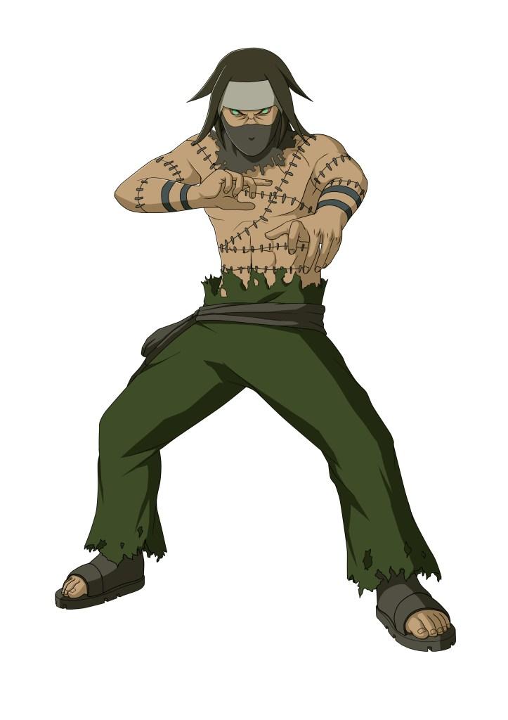 """""""Naruto Shippuden: Ultimate Ninja Storm Revolution"""" - Kakuzu before Akatsuki"""