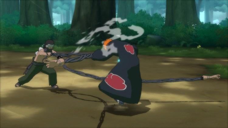 """Naruto Shippuden: Ultimate Ninja Storm Revolution"" - Akatsuki in Battle - Screenshot 1"