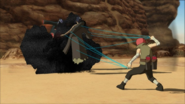 """Naruto Shippuden: Ultimate Ninja Storm Revolution"" - Akatsuki in Battle - Screenshot 2"