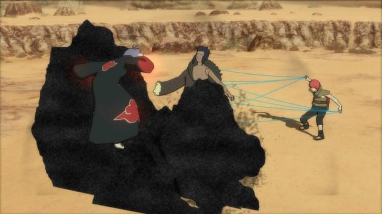 """Naruto Shippuden: Ultimate Ninja Storm Revolution"" - Akatsuki in Battle - Screenshot 4"