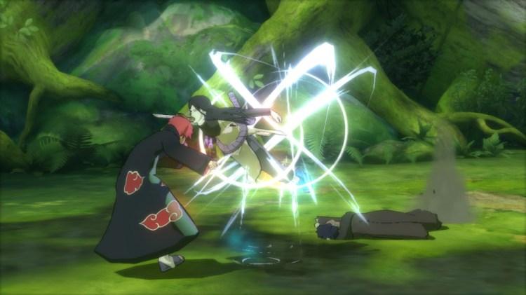 Naruto Shippuden: Ultimate Ninja Storm Revolution - Akatsuki - 01