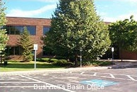 Bushnells office building