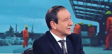 """MIGUEL SAREDI: """"LA ARGENTINA VA A SALIR ADELANTE, PERO PARA ELLO DEBEMOS RATIFICAR EL RUMBO"""""""