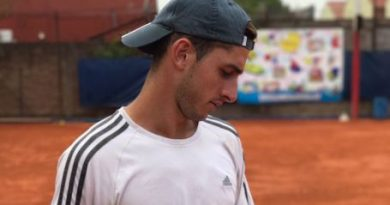 Joven tenista de la UNLaM se clasificó para los Juegos Olímpicos Universitarios