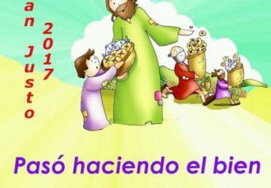 Misa Diocesana de Niños en San Justo 2017